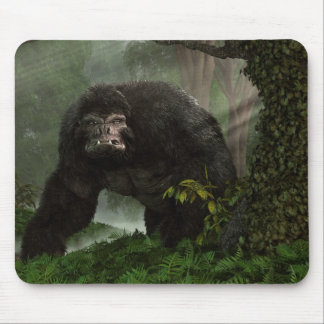 Hairy Beast Mouse Pad