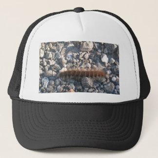 Hairy beasty trucker hat