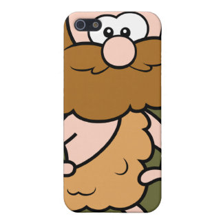 Hairy Caveman Cover For iPhone 5