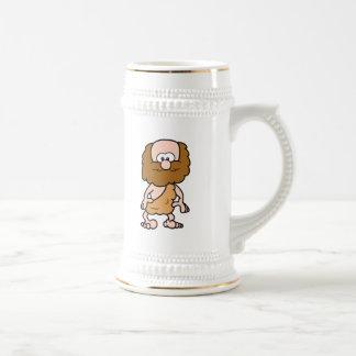 Hairy Caveman Coffee Mugs