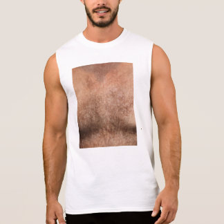 HAIRY CHEST by eZaZZleMan - It's customizable too! Sleeveless Tees