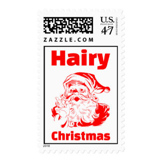 Hairy Christmas Cards - Invitations, Greeting & Photo Cards   Zazzle