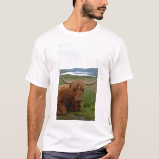 Hairy coo T-Shirt