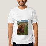 Hairy coo tee shirt