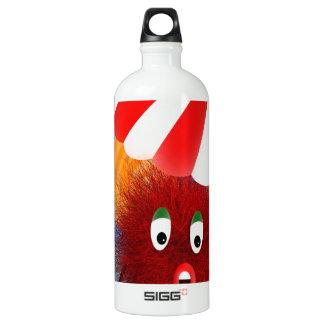 Hairy Holiday Maker Aluminum Water Bottle