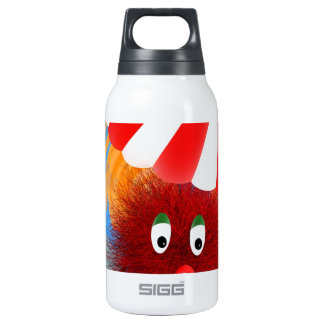 Hairy Holiday Maker Insulated Water Bottle
