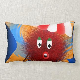 Hairy Holiday Maker Lumbar Pillow
