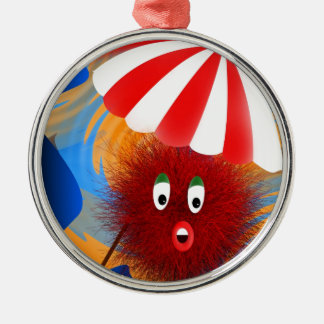 Hairy Holiday Maker Christmas Ornaments