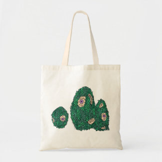 Hairy Monsters Tote