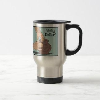 Hairy Potter Travel Mug