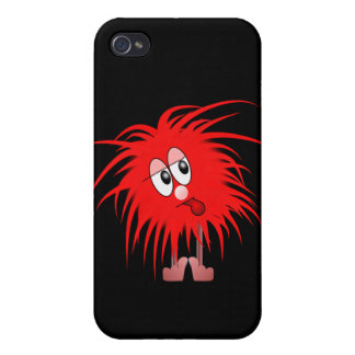 Hairy RedHeaded Guy Speck Case