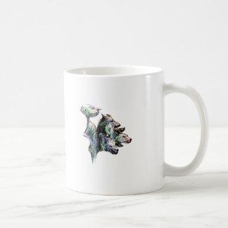 Hairy six pack coffee mugs