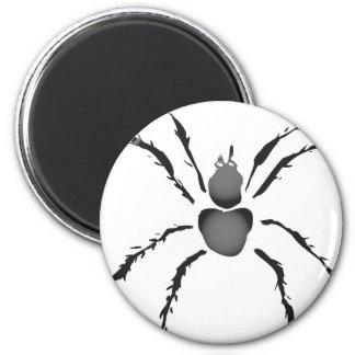 Hairy Spider Refrigerator Magnets