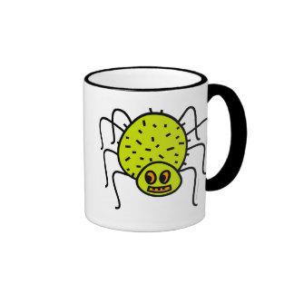 Hairy Spider Mug