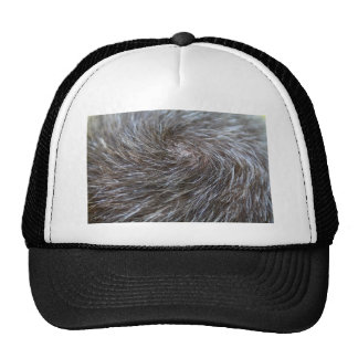 Hairy Trucker Hat