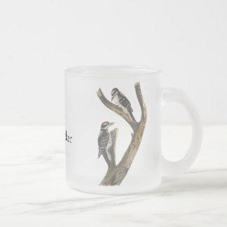 Hairy Woodpecker, John Audubon Coffee Mug