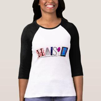 HAISLN 3/4 T SHIRT