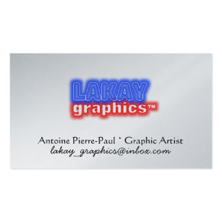 haiti004sm Double-Sided standard business cards (Pack of 100)