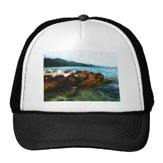 haiti1_Painting Trucker Hat