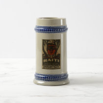 Haiti: A 1938 WPA Theater Production Beer Stein