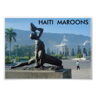 HAITÍ ABANDONA POSTERS