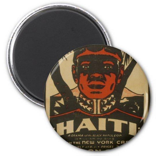 Haiti at the Copley Theatre, Magnet