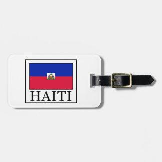 Haiti Bag Tag