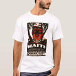 Haiti Black Napoleon 1938 WPA T-Shirt