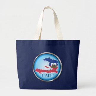 Haití Button.ai redondo Bolsa