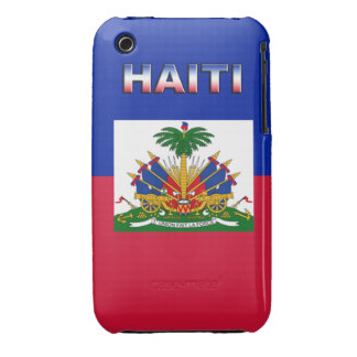 Haiti iPhone 3 Covers