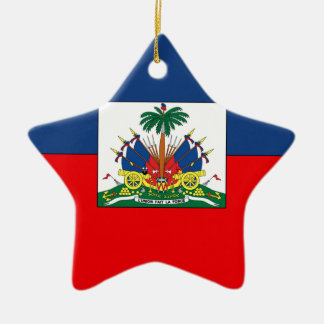 Haiti Ceramic Ornament