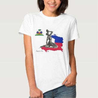 Haïti Chérie Tshirts