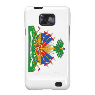 Haiti Coat of Arms Samsung Galaxy SII Covers