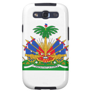 Haiti Coat of Arms Galaxy SIII Case