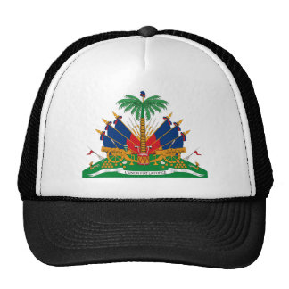 Haiti Coat of Arms Hat