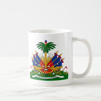 Haiti Coat of arms HT Coffee Mug