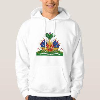 Haiti Coat of arms HT Hoodie
