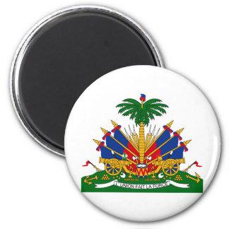 Haiti Coat of arms HT Fridge Magnet