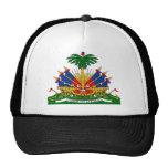 Haiti Coat of arms HT Trucker Hat