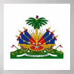 Haiti Coat of Arms Print