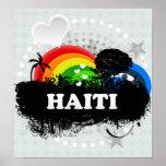 Haití con sabor a fruta lindo impresiones