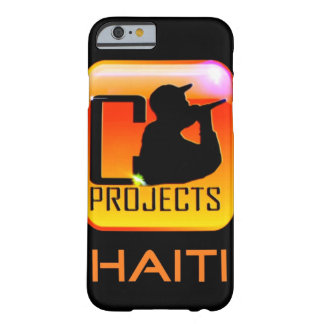 Haiti CP iPhone 6 Cover Case Barely There iPhone 6 Case
