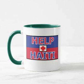 Haiti Cross Mug