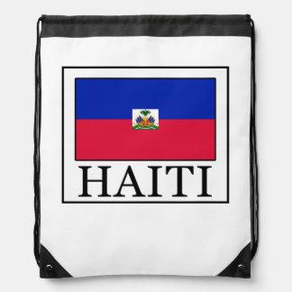 Haiti Drawstring Bag