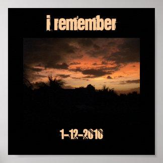 Haiti Earthquake Posters