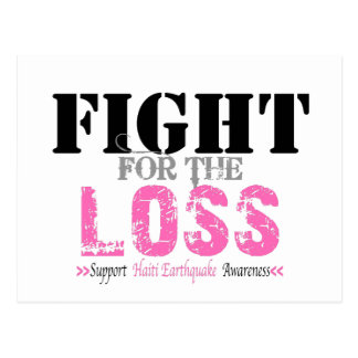 Haiti Earthquake Relief Postcard