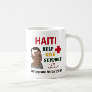 Haiti-EarthquakeRelief-2010-Boy, Haití-Earthqua… Taza