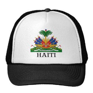 HAITI - emblem coat of arms flag symbol Trucker Hat