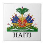 HAITI - emblem/coat of arms/flag/symbol Tile