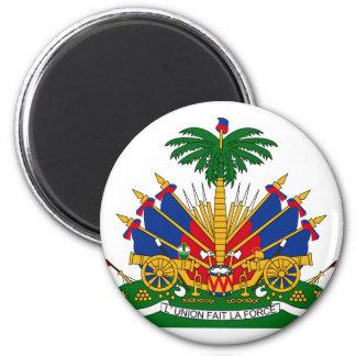 haiti emblem magnet